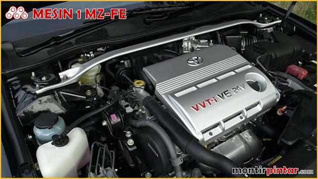Mesin Toyota 1 MZ-FE