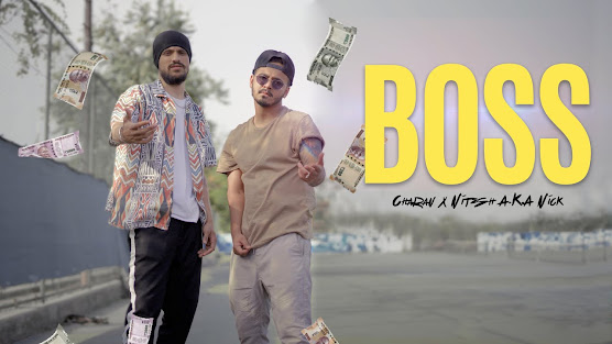 Boss Song Lyrics | Charan x Nitesh A.K.A Nick | Latest hindi rap song 2021 Lyrics Planet