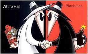 Black Hat Vs White Hat Kekurangan Dan Kelebihan