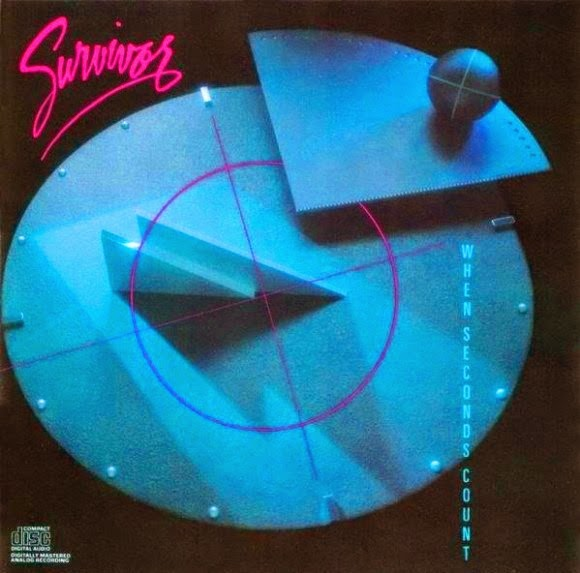 Survivor When seconds count 1986 aor melodic rock