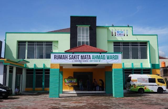 Lowongan Kerja Staff Medis, Cleaning Service, Staff IT RS Mata Achmad Wardi Serang