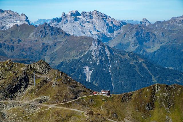 Seetalwanderung und Klettersteig Hochjoch  Silvretta Montafon 08