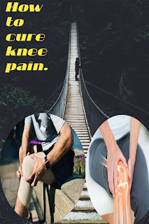 How to cure knee pain. Solve all knee problems.