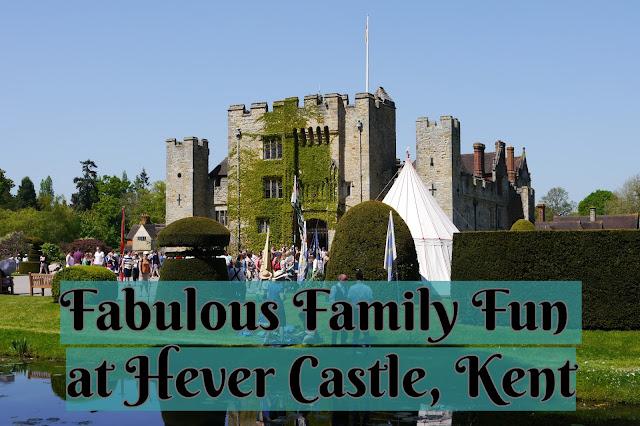 hever castle title image