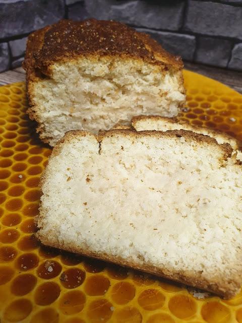 Szybkie i dietetyczne ciasto kokosowe