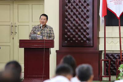 Gubernur Arinal Ajak Umat Budhha Rajut Kebersamaan Membangun Lampung