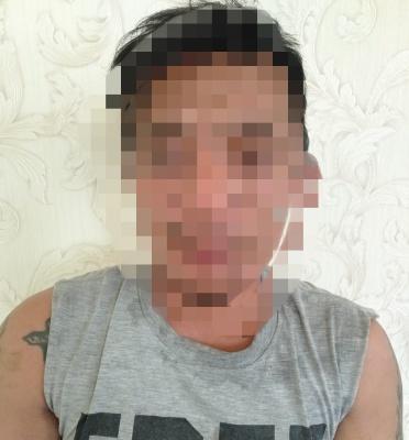 Diduga Miliki Narkoba jenis Sabu, AF Diamankan Satresnarkoba Polres Lebak