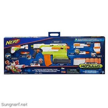 Bộ Súng Nerf Modulus Ultimate Customizer Pack