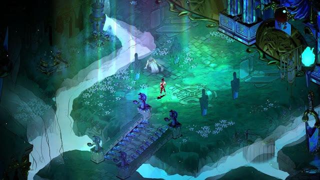 Imagem do jogo Hades