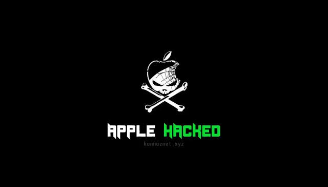اختراق مخططات Apple