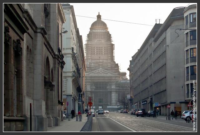 Palacio de Justicia Bruselas