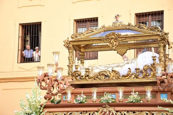 El Tránsito de Córdoba suspende su salida procesional