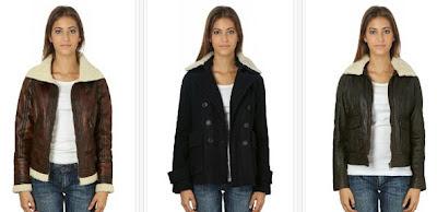 Chaqueta o abrigo para mujer en oferta