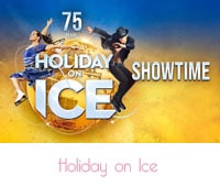 Showtime de Holiday on Ice