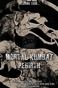 Poster Mortal Kombat: Rebirth