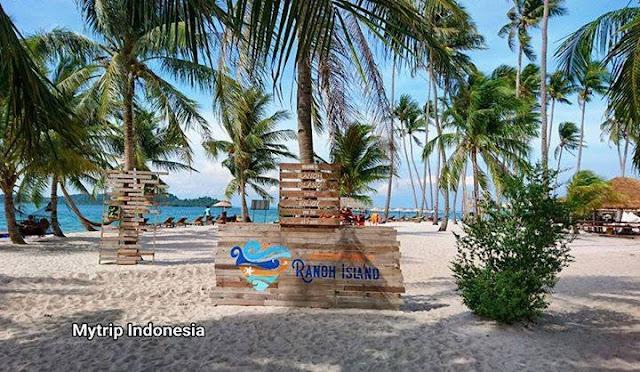Paket One Day Tour Pulau Ranoh Batam