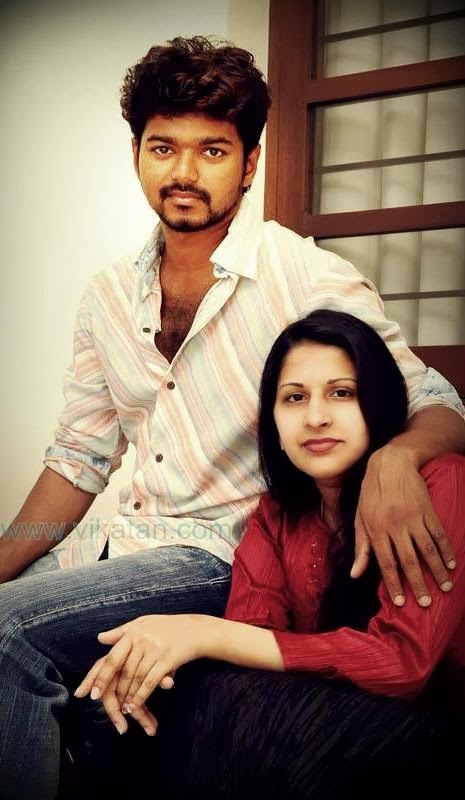 Actor Vijay Daughter Divya Saasha 2013 | Olivero