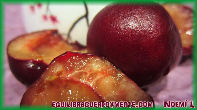 Beneficios de las cerezas.