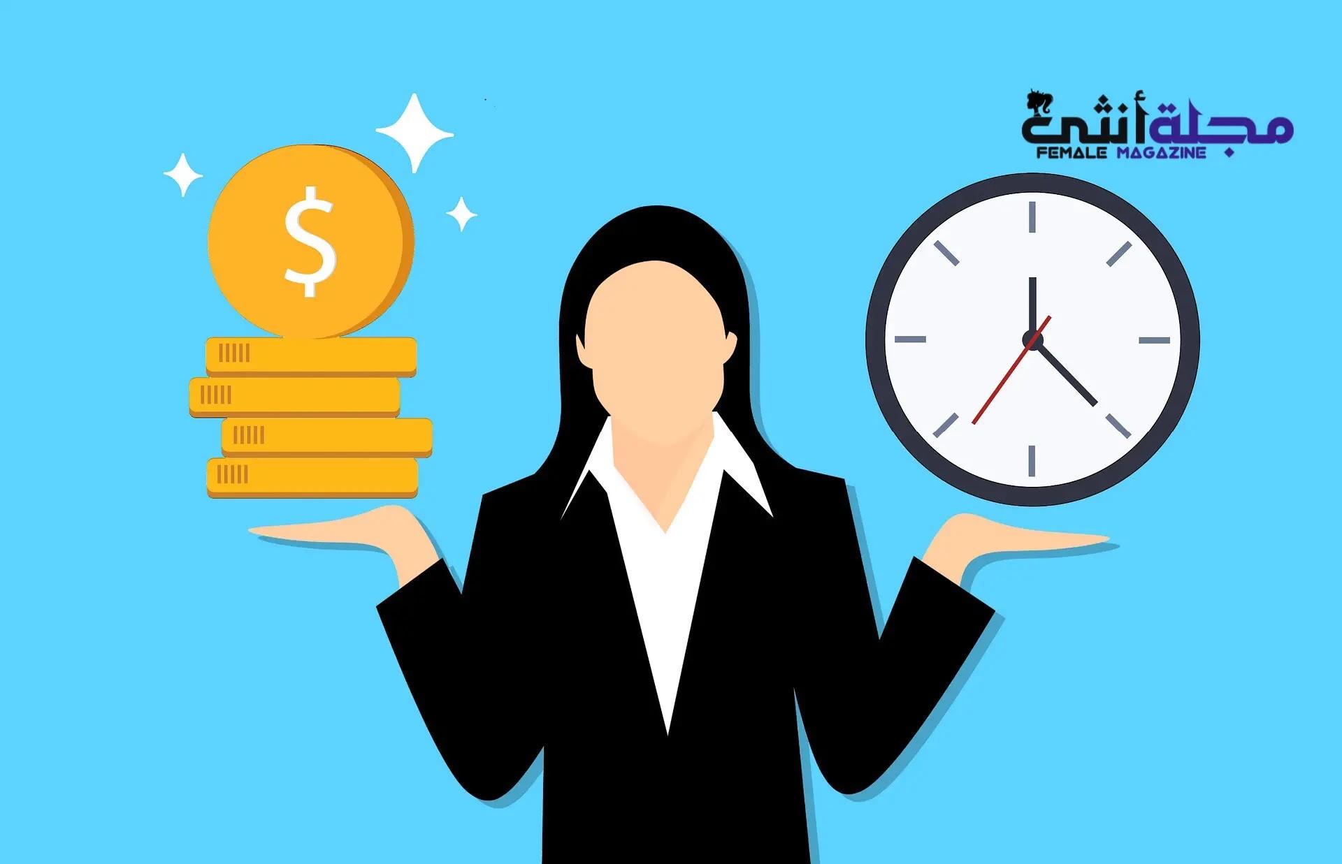 نصائح لمرأة أكثر نجاح في العمل والبيت