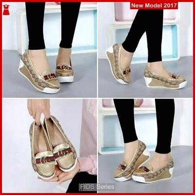 FIDS005 Sepatu Wanita Slipon Gucci Online BMGShop