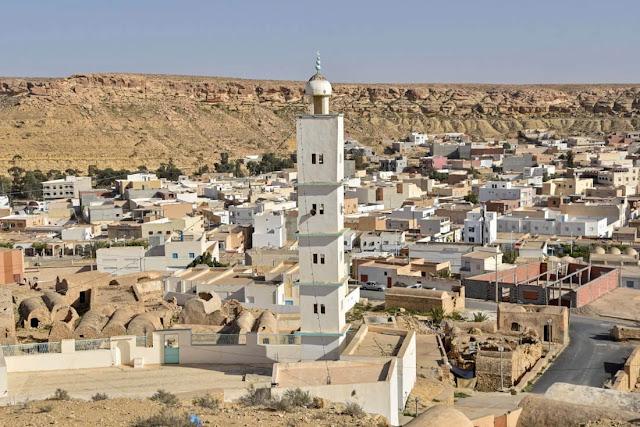 غمراسن ، بلدة أمازيغية كبيرة