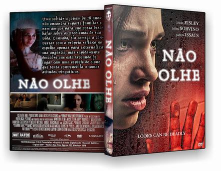 CAPA DVD – Não Olhe 2019 – AUTORADO