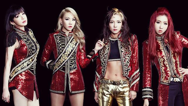 TOP 10 legnépszerűbb banda Kínában