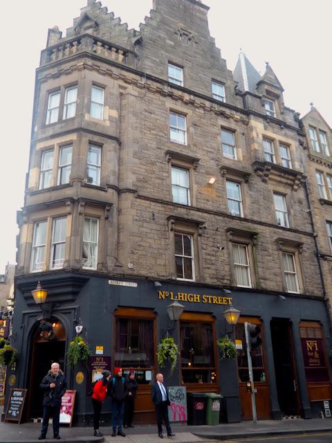 No. 1 High Street, Royal Mile, Edinburgh