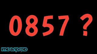 0856 nomor kode kartu apa