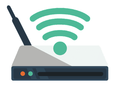 Wifi router (modem)