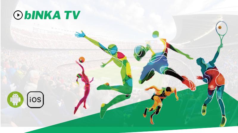 bINKA TV for Android & iOS