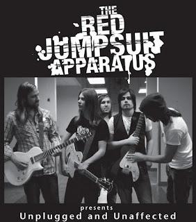 The Red Jumpsuit Apparatus - Unplugged & Unaffected [EP] (2008 ...