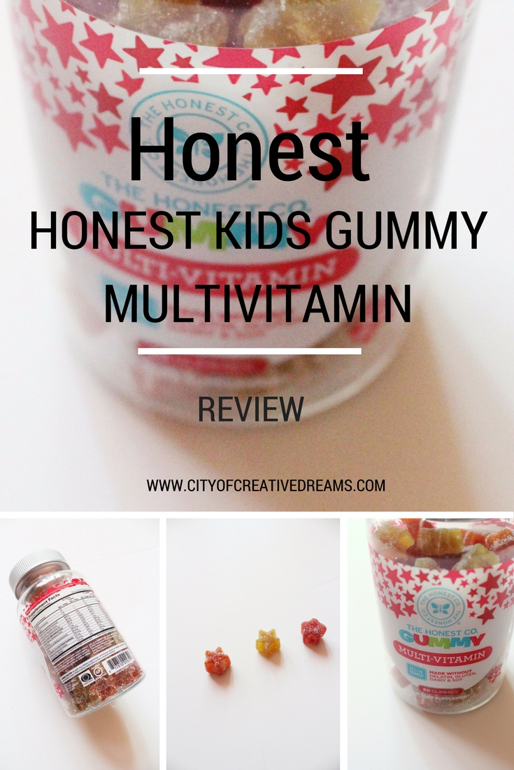 Honest Kids Gummy MultiVitamin | City of Creative Dreams