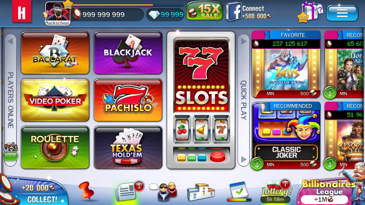 Huuuge Casino Real Money