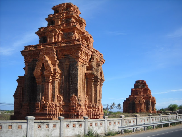 Cham towers in Ninh Thuan recognised as special national relics 1