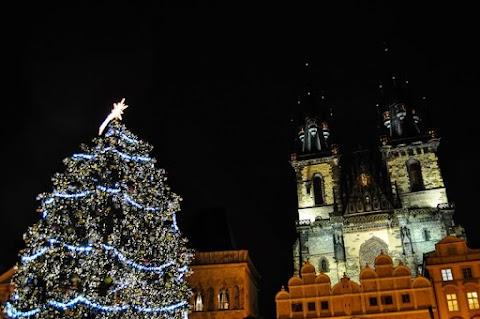 Vánoční tradice a objevování pražských zákoutí