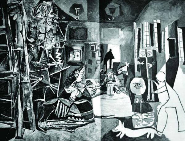 Pablo Picasso Toros y Toreros Castelul Cantacuzino