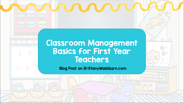 """Don't smile until Christmas.""  Whether that classic adage appeals to you or not, we have some better advice to offer.  Here are some tips for new teachers on how to manage the classroom!"