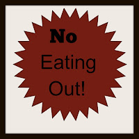 Image result for no eating out
