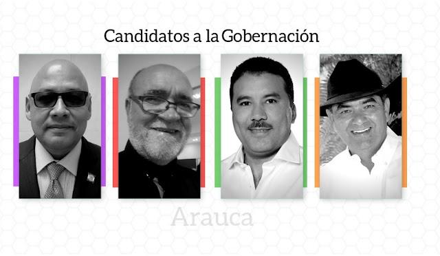 FRONTERA: Por amenazas, candidatos en Arauca hacen campaña solo por internet en Colombia fronterizo con Venezuela.