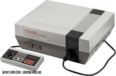 Tampilan Satu Unit Nintendo - Blog Mas Hendra