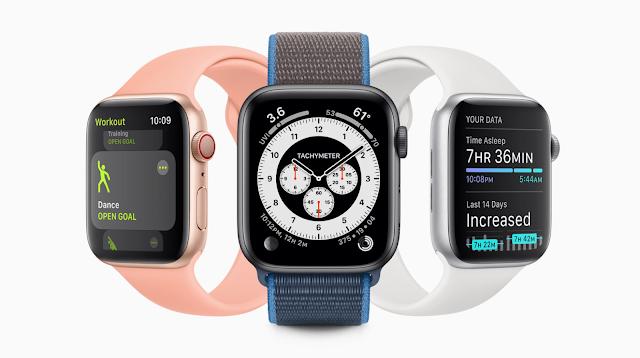 """أصدرت آبل إصدار watchOS 7.6.1 مع """"تحديثات أمان مهمة"""" لساعة Apple Watch"""