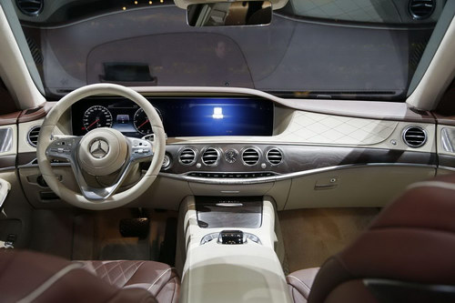 mercedes-maybach s680 and s560 - ms+ blog