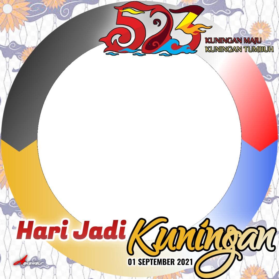 Link Download Frame Bingkai Twibbon Selamat Hari Jadi Kabupaten Kuningan 2021