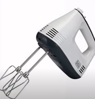 Black+Decker M350 Hand Mixer