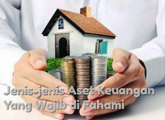 Jenis-jenis Aset Keuangan