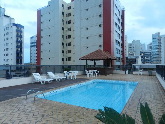 Onde ficar em Vila Velha? Champagnat Praia Hotel