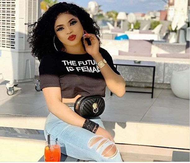Bobrisky Lists Out 7 Rules To His Female Fans On 'How To Become A Rich Side Chick'
