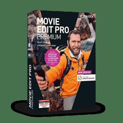 Download MAGIX - Movie Edit Pro 2019 Premium Full version