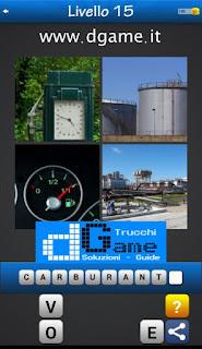 PACCHETTO 4 Soluzioni Trova la Parola - Foto Quiz soluzione livello 15